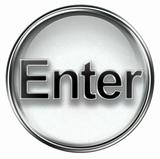 Enter icon grey