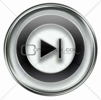 Forward icon grey