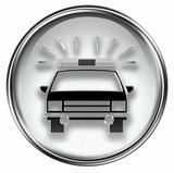 police icon grey