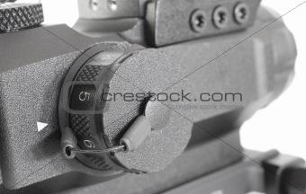 Adjustment knob
