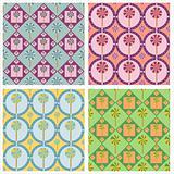 cute lollipops patterns