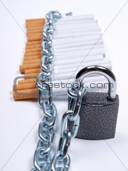 Lock on tobacco