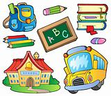 School supplies collection 1