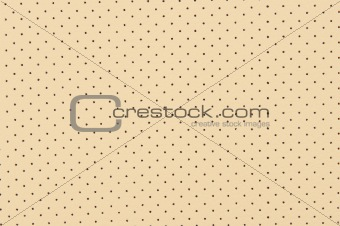 A Dotted Fabric Texture