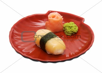 japan traditional food - sushi