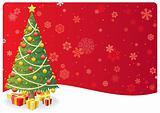 Christmas Tree Background 3