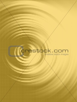 abstract background, vector without gradient, ripple effect