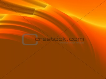abstract background, vector  without gradient, folded effect
