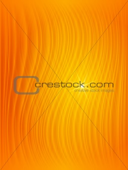 abstract 3d wavy effect, vector