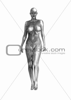Chrome Woman