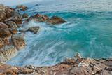 wild sea coast