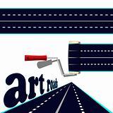 art roads