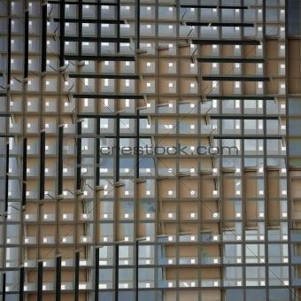 abstract facade futuristic abstraction