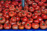 fresh tomatoes vegetables background