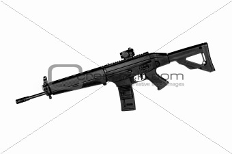 556 NATO Tactical Rifle