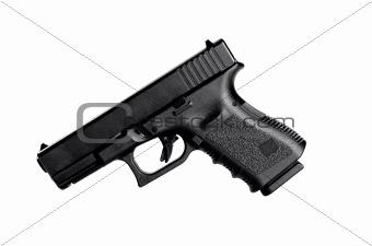 40 Caliber Handgun