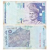 Malaysian ringit curency