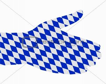 Bavarian handshake
