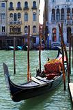 Gondola in Venice