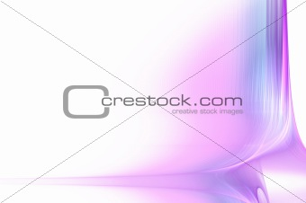 fractal background with copyspace