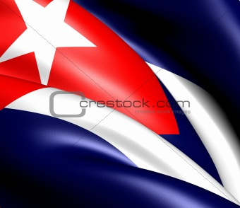 Flag of Cuba