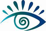 black eye logo