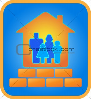brick house for the family