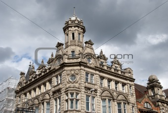 Old Victorian Bank
