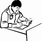 sketch writer for the guy sitting at the table