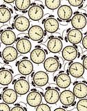 Alarm clock background background