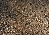 Natural rough sand