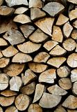 background pile of fire wood