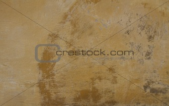 background orange painted weathered wall