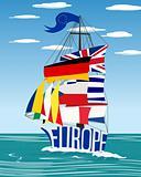 EU ship