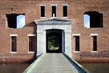 Fort Jefferson Sallyport