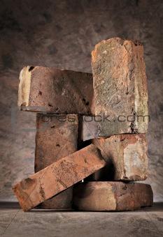 Old Brick still life