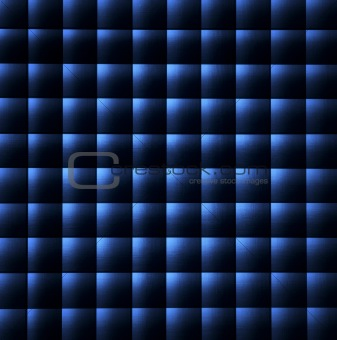Blue and black background pattern
