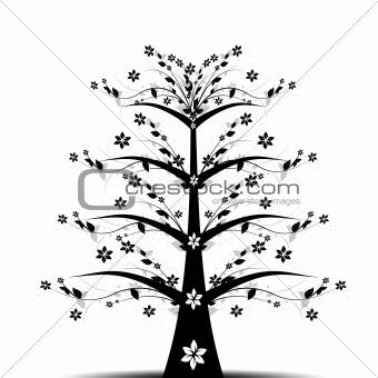 Art tree - Living Forever