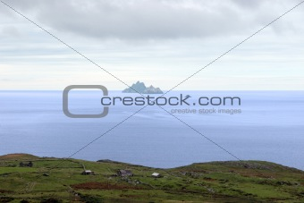 skellig rock view