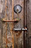Door Lock, Handle And Latch