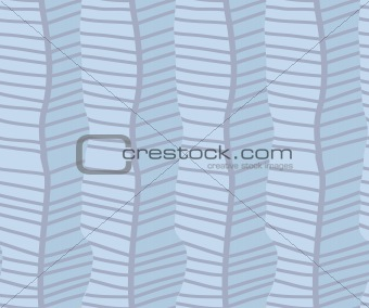 Abstract art blue vector polygon seamless background