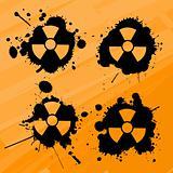 Nuclear splats