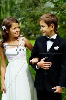 Couple of kids