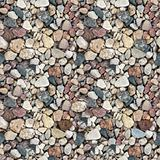 oloured gravel. High-resolution seamless texture