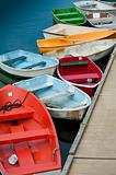 Row boats