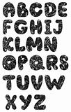 oil alphabet