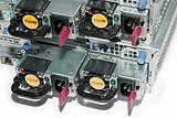 Servers power supply units