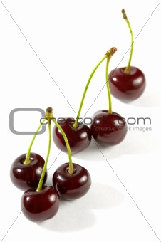 One Two and Three Cherries