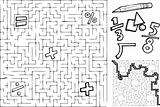 Math Maze