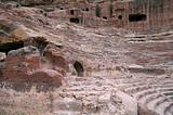 Part of Theater at Petra
